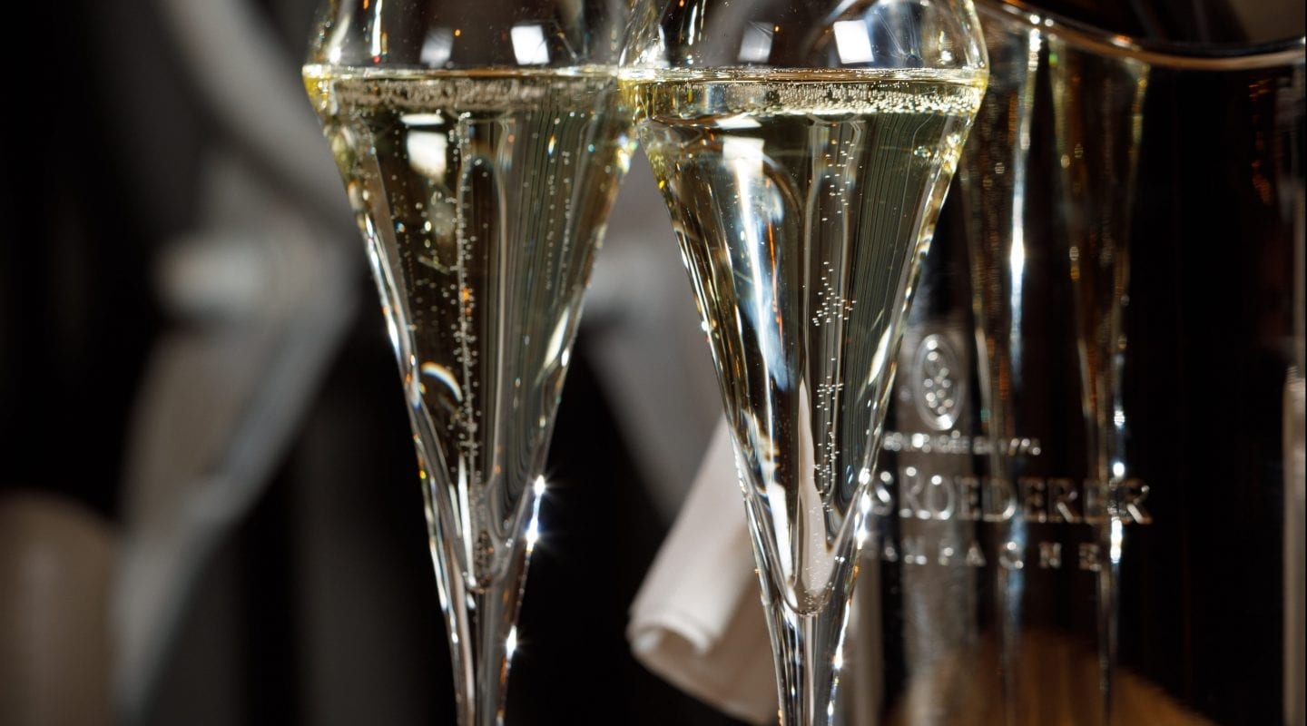 Sole Restaurant Sparkling Wine