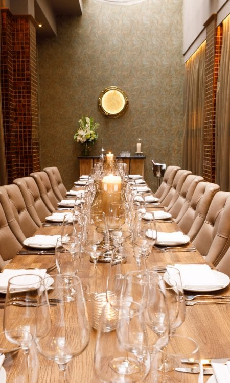 private dining dublin